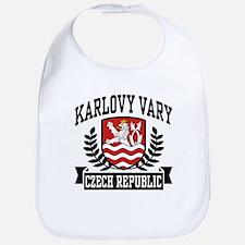 Karlovy Vary Czech Republic Bib