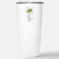 Party People Travel Mug