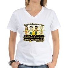 EveryChild CancerRibbon Shirt