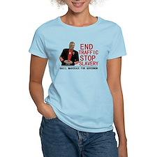 Cute Stop slavery T-Shirt