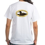 Grand Rapids Loon White T-Shirt