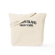 Staten Island Tote Bag
