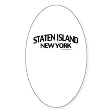 Staten Island Decal