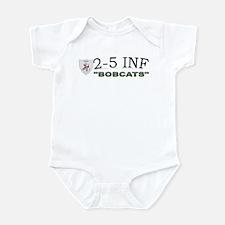 2nd Bn 5th Infantry Infant Bodysuit