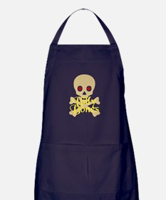Billy Bones Apron (dark)