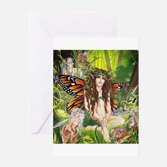 Ruth Thompson's Terra Faerie Greeting Cards