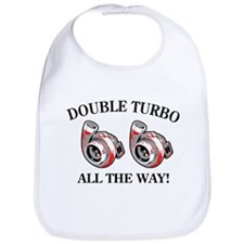 Double Turbo Bib
