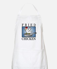 """Fried Chicken"" BBQ Apron"