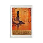 Liberty Shall Not Perish Rectangle Magnet (10 pack