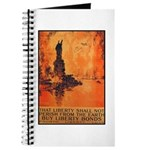 Liberty Shall Not Perish Journal