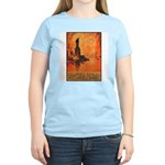 Liberty Shall Not Perish Women's Pink T-Shirt