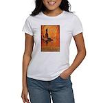 Liberty Shall Not Perish (Front) Women's T-Shirt