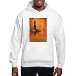 Liberty Shall Not Perish (Front) Hooded Sweatshirt