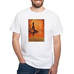 Liberty Shall Not Perish White T-Shirt