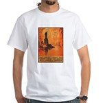 Liberty Shall Not Perish (Front) White T-Shirt