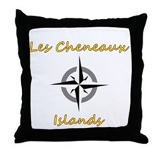 Cute U.p Throw Pillow