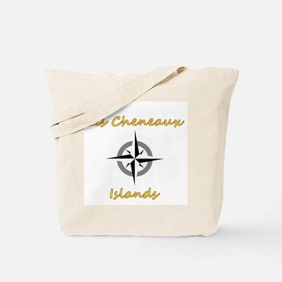 Cute Les cheneaux islands Tote Bag