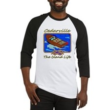 Funny Les cheneaux islands Baseball Jersey