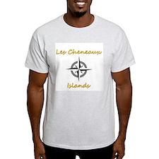 Cute Les cheneaux islands michigan yooper u.p. water na T-Shirt