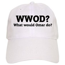 What would Omar do? Baseball Cap