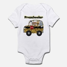Zoo Animals Preschool Infant Bodysuit