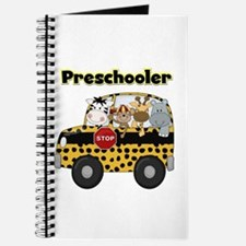 Zoo Animals Preschool Journal