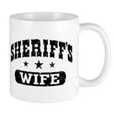 Sheriff's Wife Mug