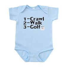 Baby Golfer Infant Bodysuit