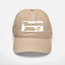 Chocolate Milk Baseball Baseball Cap