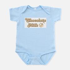Chocolate Milk Infant Creeper
