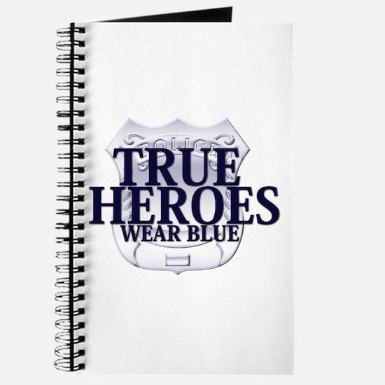 Police: True Heroes Journal