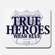 Police: True Heroes Mousepad