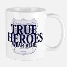 Police: True Heroes Mug