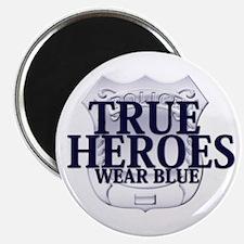 Police: True Heroes Magnet