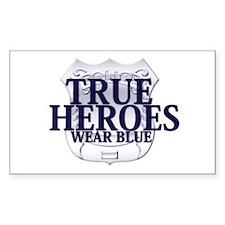 Police: True Heroes Decal