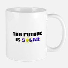 """The Future is Solar"" Mug"