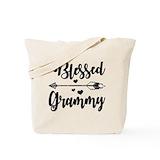 Grammy Regular Canvas Tote Bag