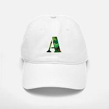 The Letter 'A' Baseball Baseball Cap