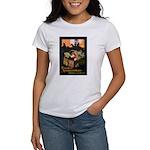 Food is Ammunition Poster Art Women's T-Shirt