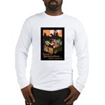 Food is Ammunition Poster Art Long Sleeve T-Shirt