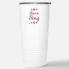 Sing Travel Mug