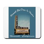 Norwalk Blvd Drive-In Theatre Mousepad