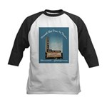Norwalk Blvd Drive-In Theatre Kids Baseball Jersey