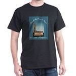 Norwalk Blvd Drive-In Theatre Dark T-Shirt
