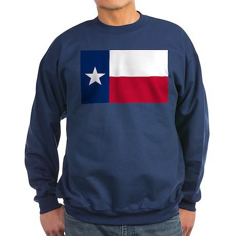 Texan Flag Sweatshirt (dark)