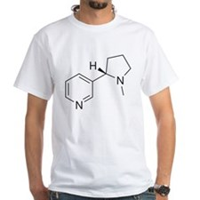Nicotine Molecule Shirt
