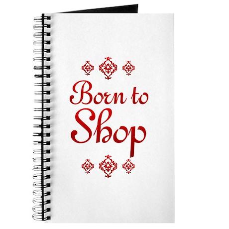 Shop Journal