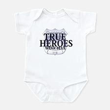 Police: True Heroes Infant Bodysuit