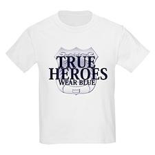 Police: True Heroes T-Shirt