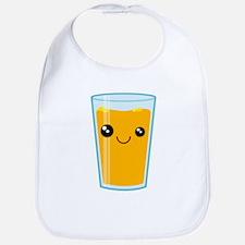 Orange Juice Bib